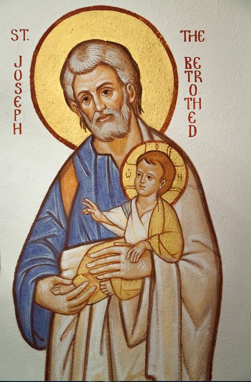 Méditation sur Saint Joseph