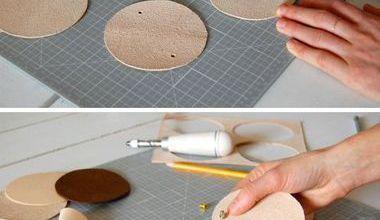 Plus: Comment faire un cuir attrape-tout