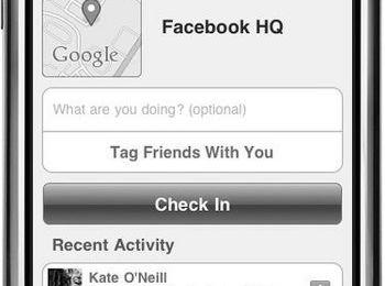 Facebook Places : tueur de Foursquare ou de vie privée ?