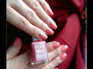New Girl In Town....Glam Polish..