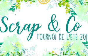 Let your light shine_Combo_Tournoi été Scrap&Co_Défi#2_Combo & consignes