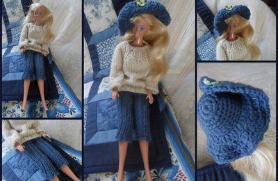 Même Barbie s'habille chez Mamoune ...