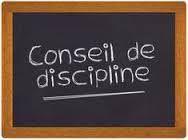 Foire aux questions Conseil de discipline