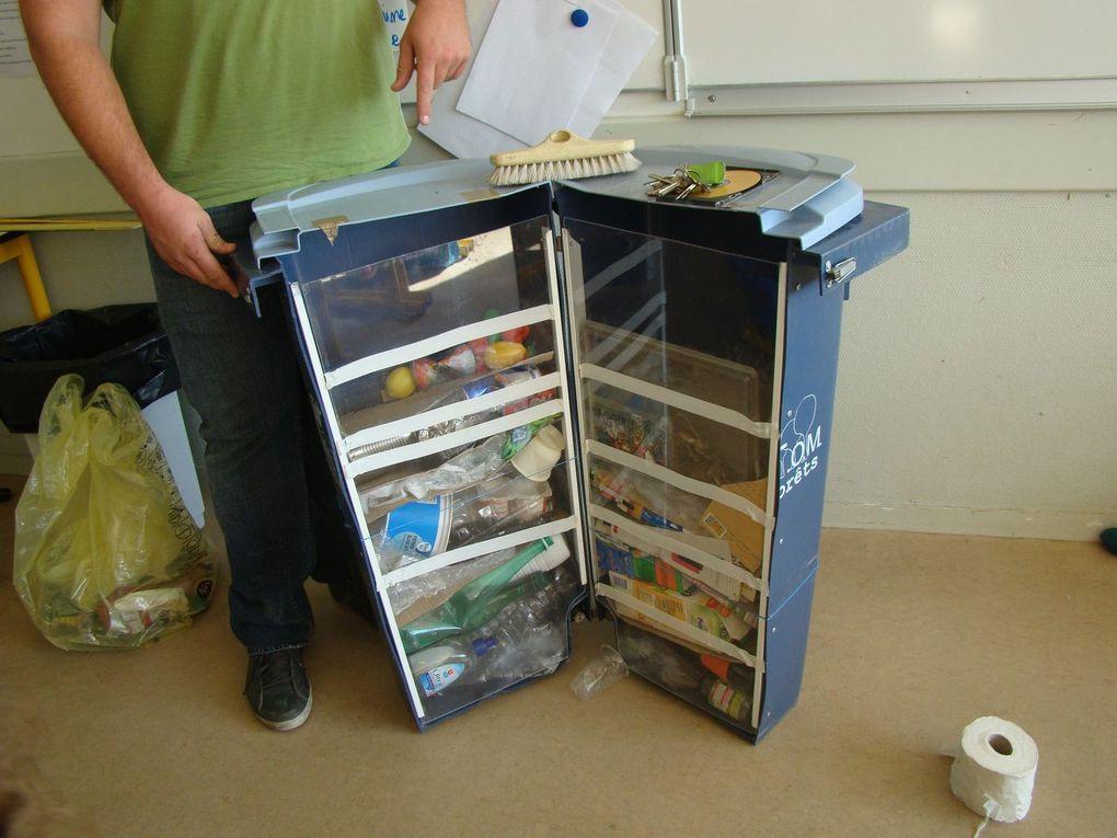 CM1 Trier, recycler et réduire les déchets