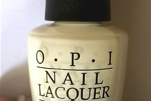OPI, Don't Touch My Tutu !