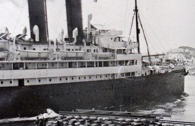 Quelques  clichés du port de Marseille datant de 1934