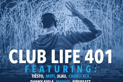 Tiesto club life 401 - december 06, 2014