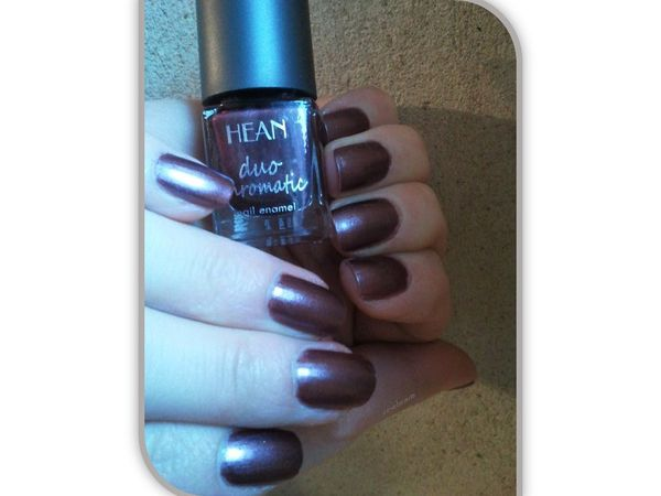 Vernis HEAN duo chromatic N°607....