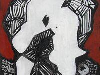Sylvie Sciancalepore - Peintures avril 2012 (Cliquez pour agrandir et faire défiler)