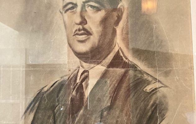 """""""Charles de Gaulle, Lyon et le Rhône"""""""