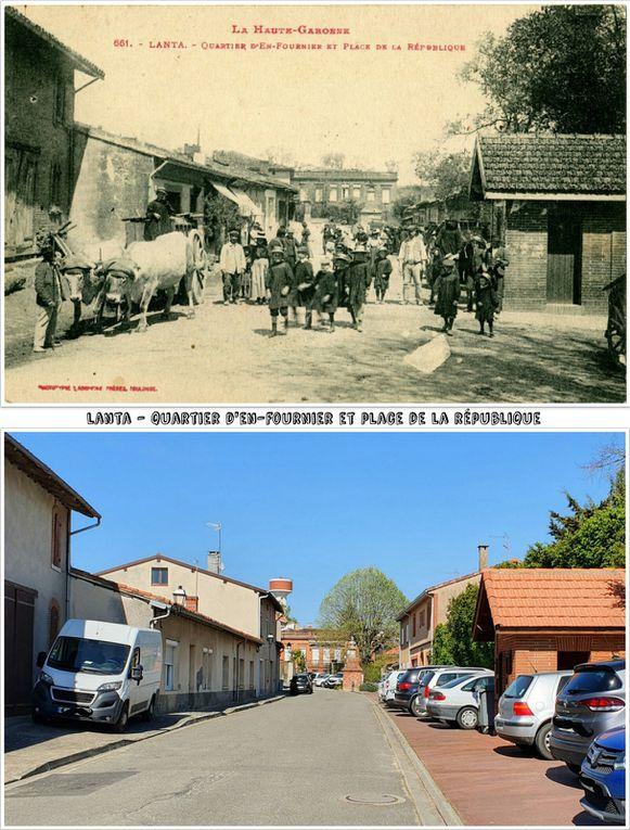 Lanta, Hte Garonne 《12》~