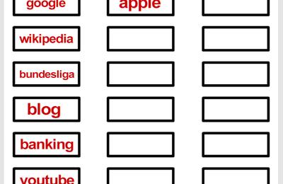 Mit Flash eigene (lokale) Startseite mit Lesezeichen erstellen
