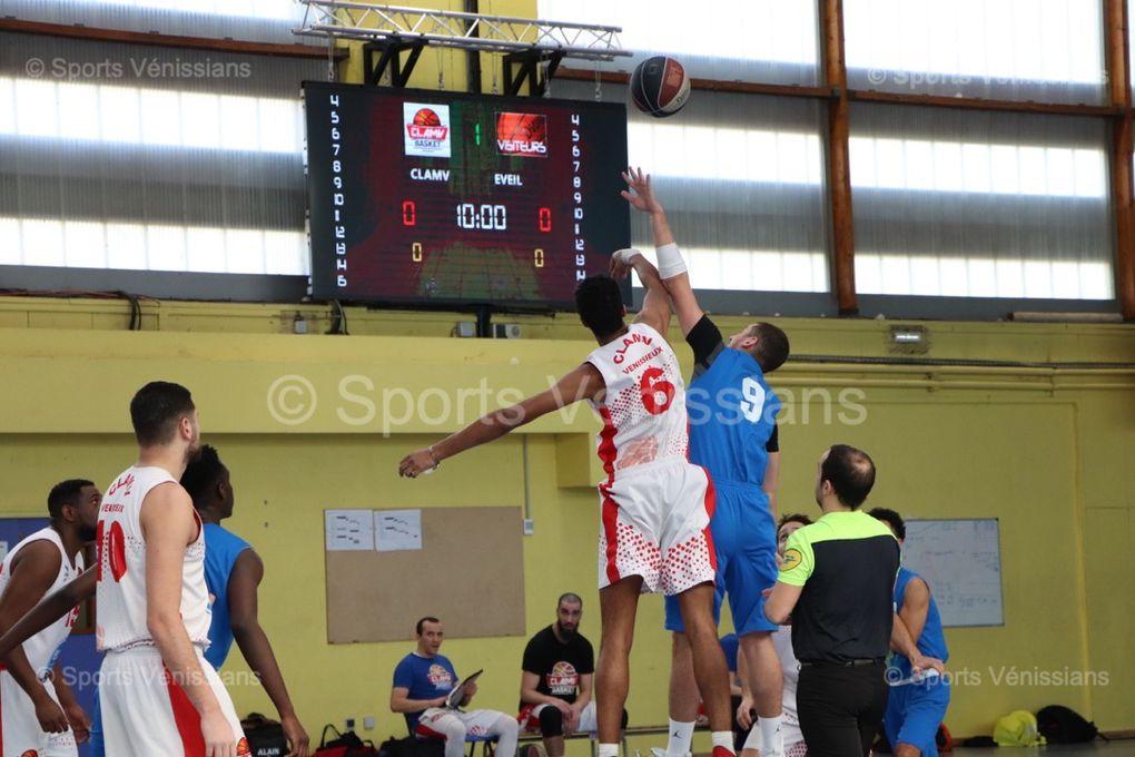 Le CLAMV Basket avec cette victoirte a pratiquement assuré son maintien en championnat pré-régional