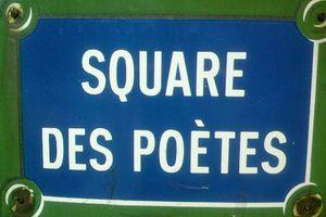 """"""" Le Jardin des Poètes"""" ( Ouest de Paris ) / Un jardin extraordinaire ..."""