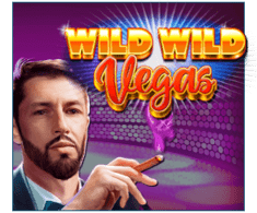 machine a sous mobile Wild Wild Vegas logiciel Booming Games