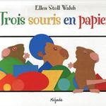 Semainier 17 Trois souris en papier chez Maud
