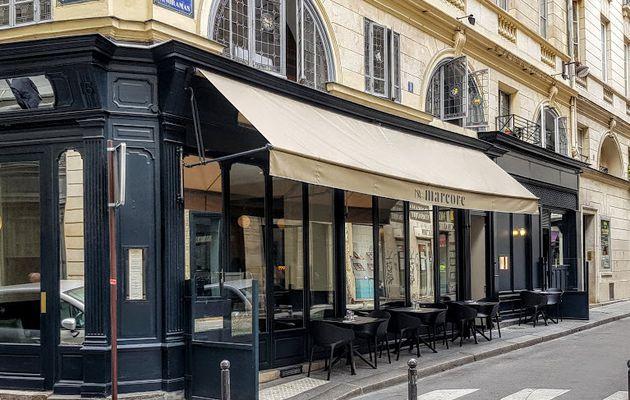 Marcore l'Etage (Paris 2) : régal gastronomique