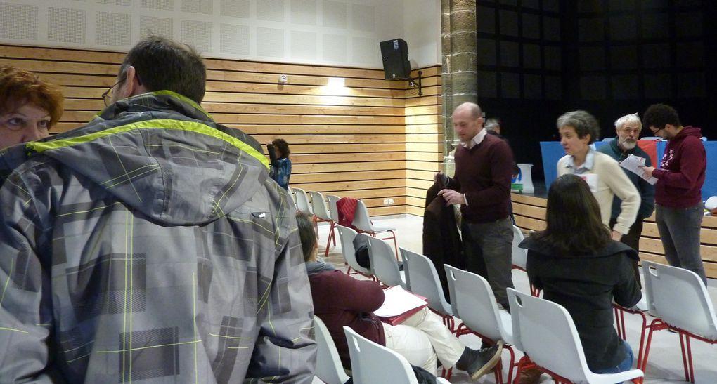 Premier février :  premier appel à la mobilisation  contre le « BAC BLANQUER » et le « Plan étudiants »