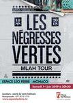 Monaco: Les Négresses Vertes en concert à l'Espace Léo Ferré