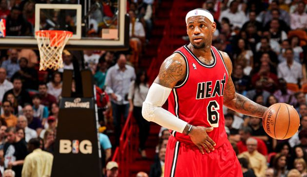 Heat's LeBron James to be named Most Valuable Player