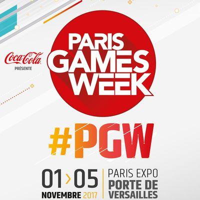 """Paris Game Week 2017 : """" Le jeu vidéo fait son Show"""" - Porte de Versailles"""
