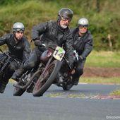 Motos anciennes sur circuit : la Fanakick 2016 en images