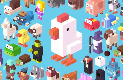 Crossy Road: les personnages cachés #1
