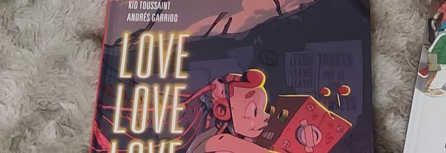 LOVE LOVE LOVE : TOME 1 / YEAH YEAH YEAH