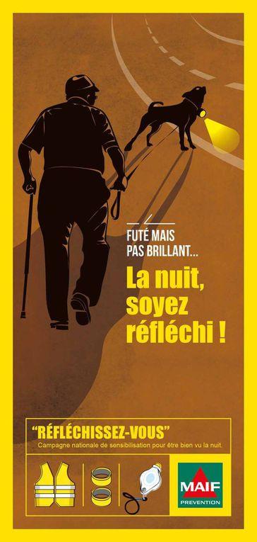 #AVRANCHES - #VELO - Opération Réfléchissez-vous ! #MAIF
