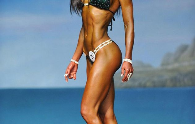 Interview Bikini Girl : Ms Bikini Olympia 2013 - Ashley Kaltwasser, IFBB PRO
