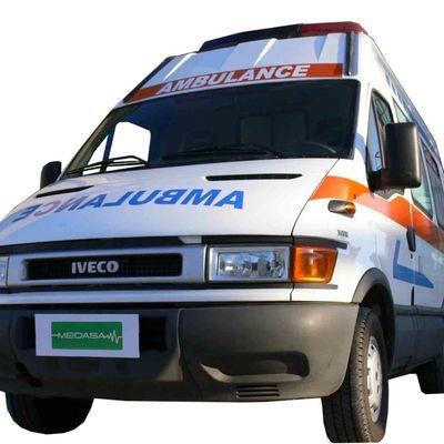 """Pourquoi """"AMBULANCE"""" est écrit à l'envers sur les véhicules servant d'ambulance?"""