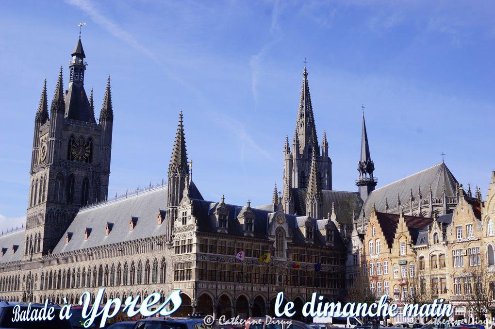 Album - Balade à Ypres février 2014