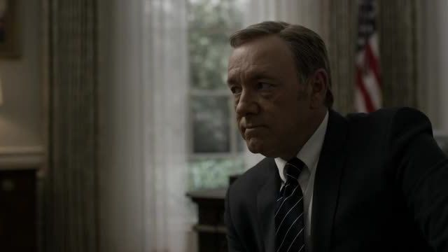 Critiques Séries : House of Cards. Saison 3. Episode 1.