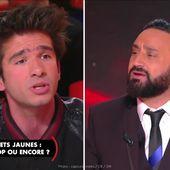 Cyril Hanouna insulte un avocat de Gilets Jaunes ! (vidéo) #BTP - SANSURE.FR