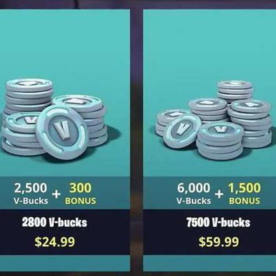 is it real?? earning Free Fortnite V bucks generator for all platforms