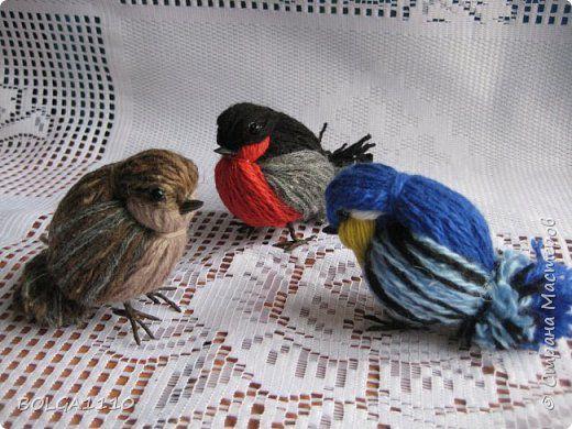 Des oiseaux pour annoncer le printemps
