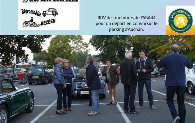 ABA44 rallye RETROMOBILE REZEEN  2016