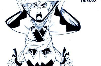 [S.5] : News N°1 : Pinkouli, retour en manga !