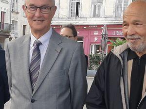La mémoire des harkis honorée à Saumur (49)