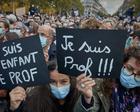 Décapitation d'un professeur : Manifestations dans toute la France en mémoire de Samuel Paty