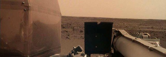 InSight : bons baisers de Mars