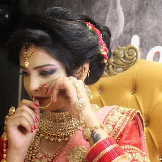 NEED OF INDIAN BRIDAL MAKEUP ARTIST IN WEDDING