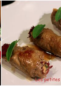 Saltimbocca facile rapide et goûteux