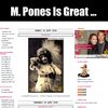 Candidat 59 : M. Pones Is Great