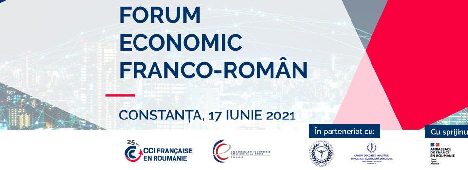 RoumanIE : Forum économique franco roumain – RDV le 17 juin à Constanta !
