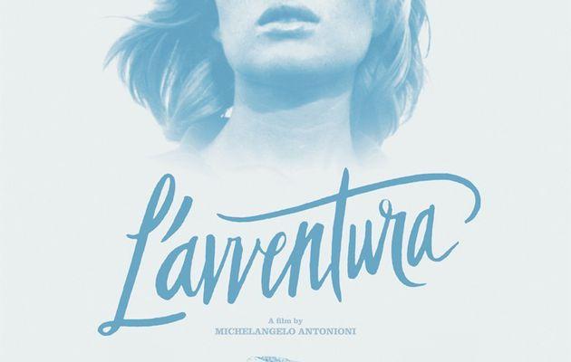 criterioncast:  new poster for Janus Films theatrical re-release of L'avventura