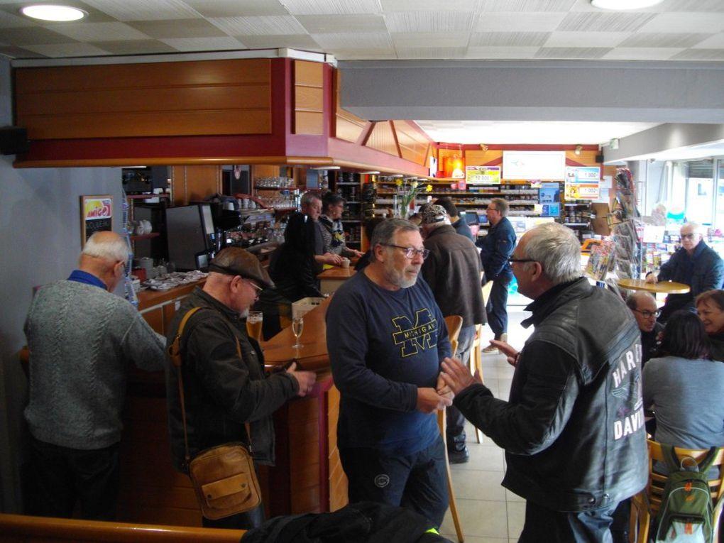 CR n°124: sortie du 17 mars 2019 Côtes Morbihannaises par JP et Serge