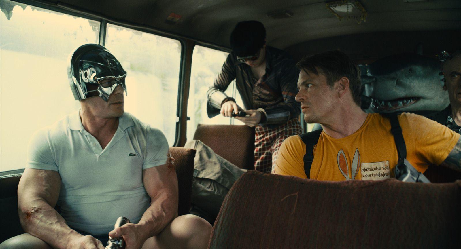 THE SUICIDE SQUAD de James Gunn avec Margot Robbie, Idris Elba, John Cena...au Cinéma le 28 Juillet 2021