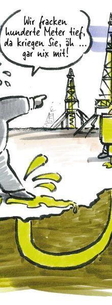 Campact zu Fracking