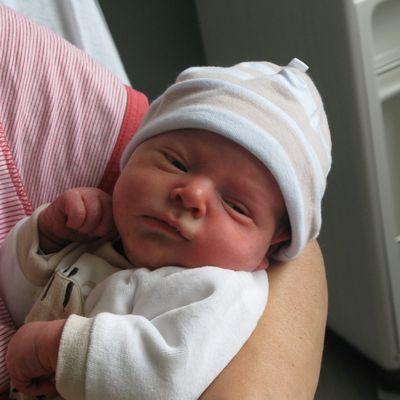 Léon est né!